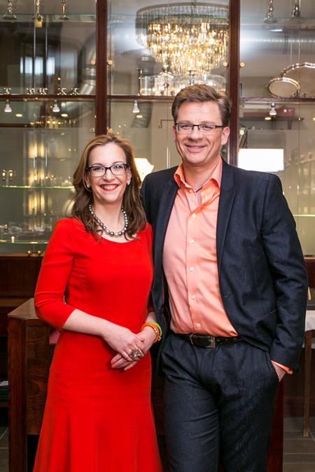 Viola und Michael Bergmann