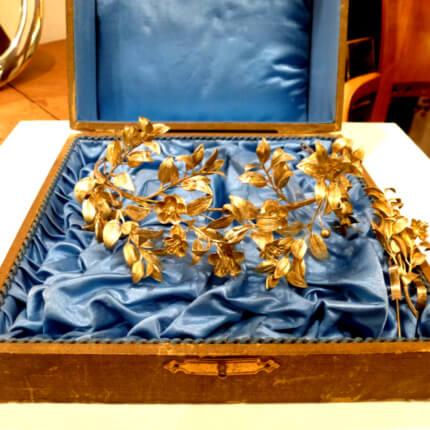 antike Hochzeitskrone
