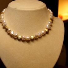 Süsswasser-Perlenkette